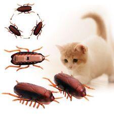 électronique Insecte Vibrant Jouet Pour Chat Jeu D'entraînement Interactif