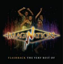 Imagination Flashback The Very Best of CD 2013 Sony MINT