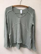 Swell Surf Clothing Sage Sweater Long Sleeve Baby Doll sz M