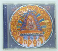 Santana : Supernatural CD (2003),Maria Maria,Smooth,NO INLAY CARD,Fast Free P&P