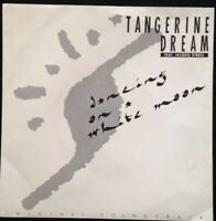 "Tangerine Dream 7"" ⚠️Unplayed⚠️ 1988-Dancing on A White Moon!Edelton 25070!"