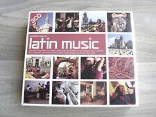 3 x CD compilation LATIN MUSIC cuban brazil salsa TITO PUENTE CELIA CRUZ samba