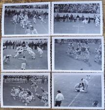 Vtg 1970 Kentucky vs Tulane Football Photo Lot Steve Foley Broncos NFL 1972 UK