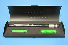 Atlasnova Green Laser Line Pointer, 2 AAA batteries included. Made in Taiwan!