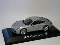 Porsche 911 (991 II) Carrera S Coupé de 2016  au 1/43 de Herpa