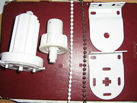 Roller Blind 38mm Tube Spares,Brackets,Sidewinder.Control End Units,Bead Chain