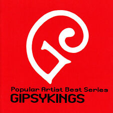 GIPSY KINGS - CD - THE BEST - DJOBI,DJOBA   ( Japan )