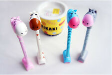 4X Cartoon Zebra Ballpoint Pen Creative Cute Stationery Party Favor Supply Gift