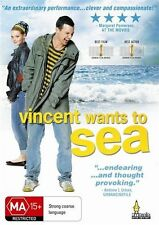 Vincent Wants To Sea (DVD, 2012) DRAMA (All Regions) NEW/SEALED