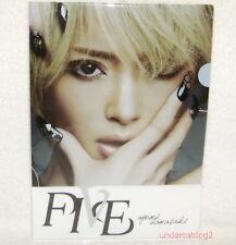 Ayumi Hamasaki Five 2011 Taiwan Promo Folder (ClearFile)