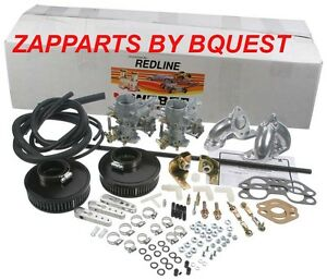 PORSCHE 912,914 WEBER CARBURETOR KIT K1412