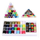 NEX Sewing Thread 60pcs Mixed Colors Sewing Kit For Sewing Machine(SK02) // New!