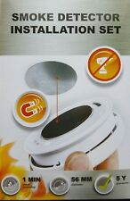 3 x Rauchmelder Magnethalter Magnet Montage Set 3M Halterung TOP Preis!!!