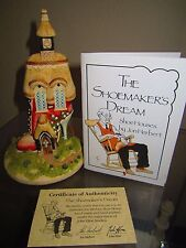 The Shoemakers Dream The Chapel  LE 1990  Christian  Retail $60