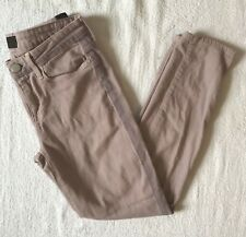 Vince Ankle Skinny Jeans Size 28 Dylan Ghost Strip