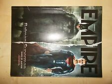 EMPIRE FILM MAGAZINE No 315 SEPTEMBER 2015 BATMAN SUPERMAN LIMITED EDITION COVER