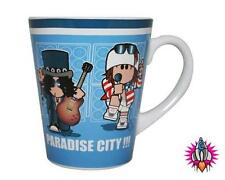 WEENICONS GUNS N ROSES PARADISE CITY BLUE MUG CUP NEW IN GIFT BOX