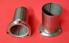 """3"""" HEADER TO 3"""" PIPE 3 BOLT (GASKET STYLE) REDUCER 304 STAINLESS USA"""
