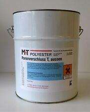 4000 g Porenfüller-T Porenverschluss Steinteppich Versiegelung aussen Marmor
