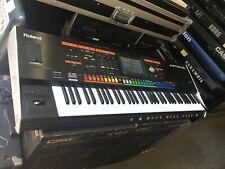 Roland Jupiter 80 synthesizer MINT Synth 76 key keyboard //ARMENS//