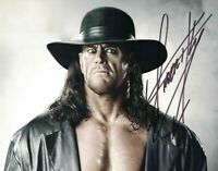 Undertaker WWE Autographed Signed 8x10 Photo REPRINT ""