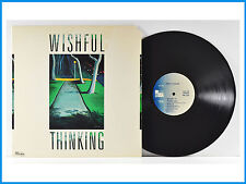 Wishful Thinking Record Pausa Records PR 7187