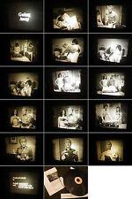 16mm Film von 1970-Going Away-Kofferpacken bei Tanner´s  Englisch Lehrfilm