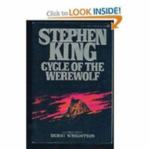 Cycle of the Werewolf by Stephen King: Used