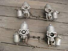 Su H4 1 12 Carburetors Amp Rebuild Kit