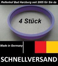 4 SPEZIAL Zentrierringe 74,1 72,6 Für BMW Felge AEZ RH ICW BORBET+SCHNELLVERSAND