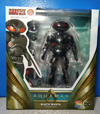 Medicom Mafex 111 Black Manta Aquaman Authentic official Disponible Superman