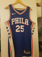 200f39a53 Great Condition Nike Swingman Jersey Ben Simmons Size Large 48 Men