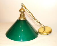 antique green white case glass brass electric ceiling fixture chandelier fixture