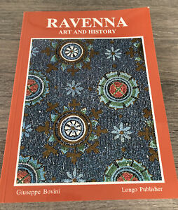 Ravenna Art And History Giuseppe Bovini Paperback Book Mosaics 1991