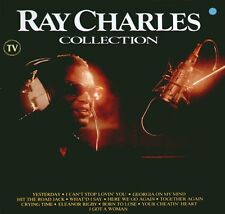 """RAY CHARLES """" COLLECTION """" LP NUOVO MADE IN ITALY (ARCADE SONY 1991)"""