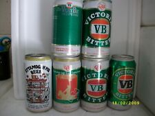 EMPTY V.B. CANS