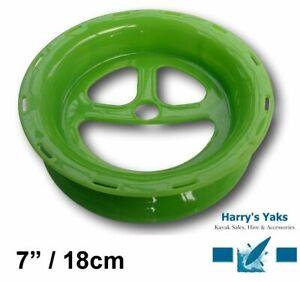 "Plastic Fishing Hand Reel 7""/18cm - Quality, Lightweight, Australian Seller"