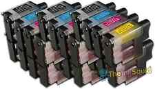 24 LC900 Ink Cartridge Set For Brother Printer DCP110C DCP111C DCP115C DCP117C