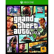 """Used Xbox One Grand ? Theft Auto V New Price CERO rating """"Z"""" Japan Import"""