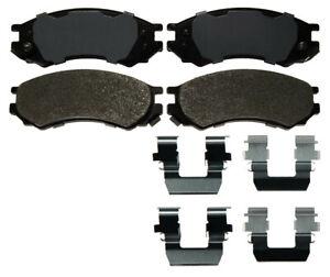 Frt Premium Semi Met Brake Pads  Ideal Brake  PMD507