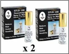 2 piece Stud100 spray oryginal made in UK