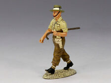 King and Country Marching Indian Army Officer EA036