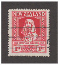 New Zealand - 1929 Semi Postal.. Sc. #B1, SG #544. Used