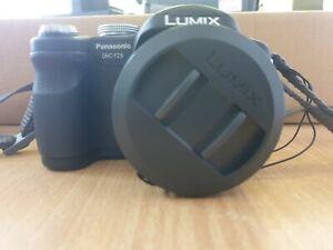 Lumix Panasonic DMC-FZ8 Camera - Black (Y12)