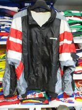 Veste ADIDAS nylon parachute 90's tracktop jacket jacke oldschool noir 174 M D5