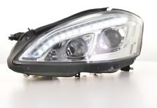 Fari Xenon Daylight LED DRL Mercedes-Benz S-classe (221) 05-09 cromo