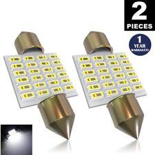 LUYED 2 X 300 Lumens DE3175 DE3021 DE3022 3175 LED Bulbs,Xenon White