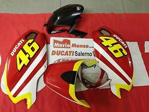 Kit Vestizione Monster Valentino Rossi VR 46 GP 69926151VR originale DUCATI