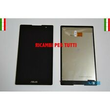 Touch Screen Display Lcd Asus Zenpad C 7.0 Z170 Z170Cg P01Y Nero Digitizer Ricam
