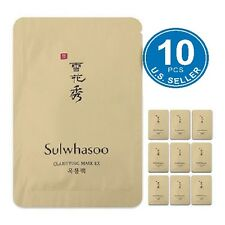 Sulwhasoo Clarifying Mask 5ml x 10pcs = 50ml Mask Peels US Seller